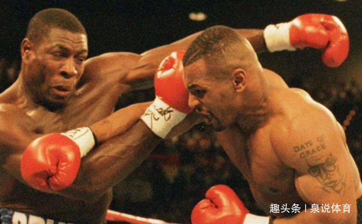 Nóng: Yi Long nhấc bổng đối thủ rồi ném xuống đất; gửi thư tuyên chiến Mike Tyson - Ảnh 3.