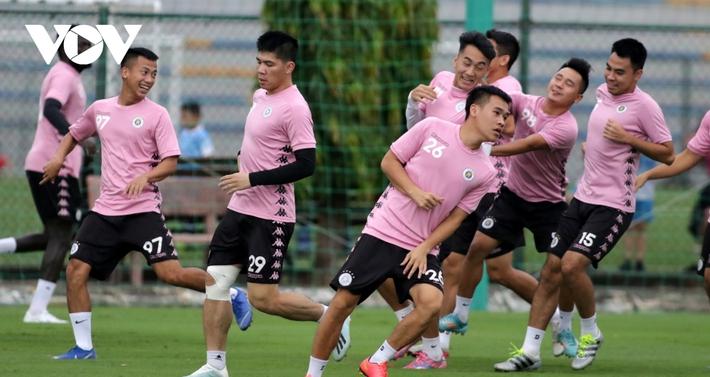 Quang Hải tự tin, Văn Quyết trầm ngâm trước trận chung kết Cúp Quốc gia 2020 - Ảnh 1.