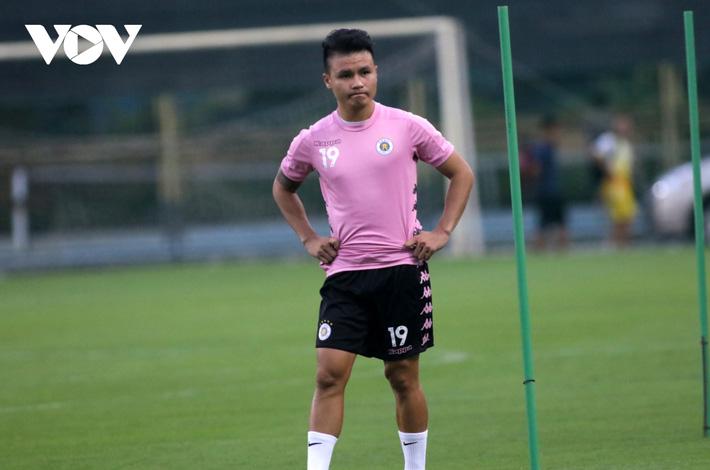 Quang Hải tự tin, Văn Quyết trầm ngâm trước trận chung kết Cúp Quốc gia 2020 - Ảnh 3.
