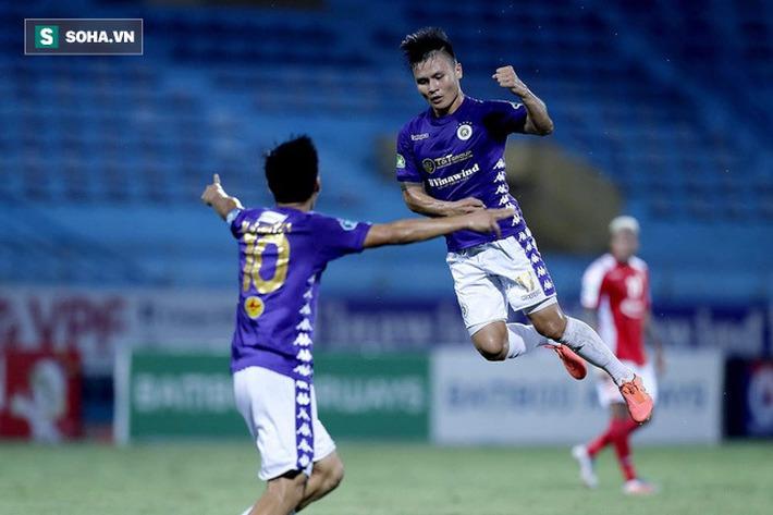 Văn Quyết tiết lộ bí kíp để thi đấu thăng hoa; đối thủ thừa nhận Hà Nội FC quá ít điểm yếu - Ảnh 4.
