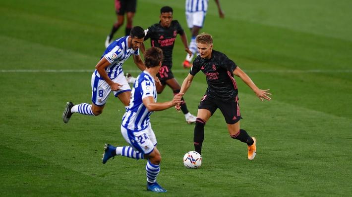 Sao trẻ Real Madrid mắc Covid-19 sau ngày ra quân ở La Liga - Ảnh 1.