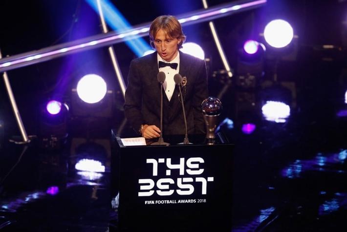 Ngày này năm xưa: Modric phá vỡ thế song hành của Ronaldo và Messi - Ảnh 1.