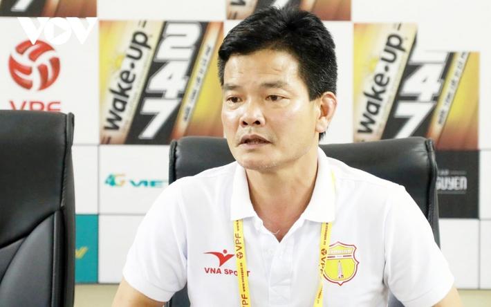 Vòng 12 V-League 2020: Nam Định quyết tâm đánh bại CLB TPHCM - Ảnh 1.