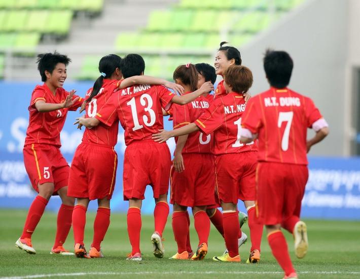 Ngày này năm xưa: ĐT nữ Việt Nam tạo nên kỳ tích ở sân chơi châu lục - Ảnh 1.
