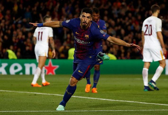 Những hình ảnh đầu tiên của Luis Suarez ở đội bóng mới Atletico Madrid - Ảnh 3.
