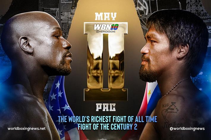 NÓNG: Mayweather có thể thay McGregor đấu Pacquiao do sự can thiệp của tỷ phú Ả Rập - Ảnh 2.