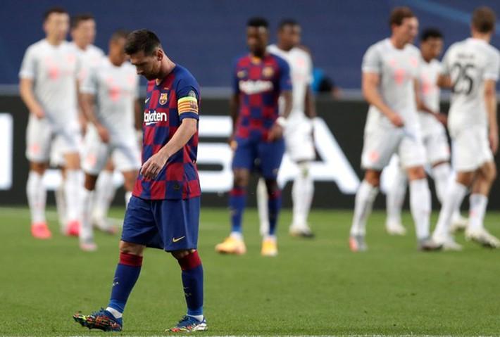 Barcelona bất ngờ đề nghị chính sách bù đắp đặc biệt, mở đường cho Messi ở lại Nou Camp - Ảnh 1.