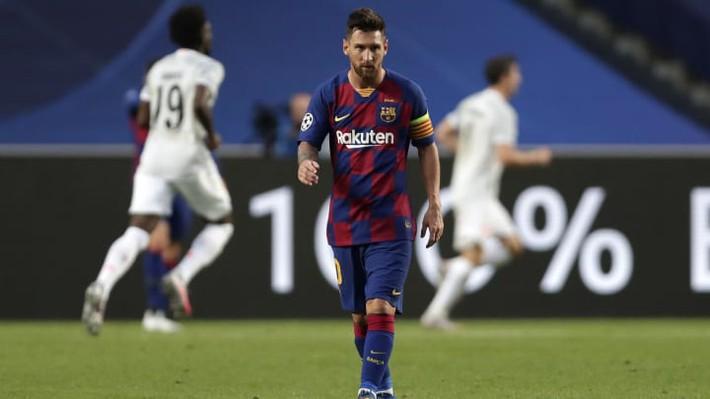 Chấp nhận ở lại Camp Nou, Messi sẽ khiến Barca thập phần nguy khốn? - Ảnh 1.
