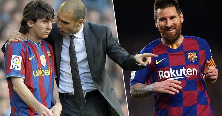 Messi bị người hâm mộ tố lợi dụng Man City để lật đổ chủ tịch Barcelona - Ảnh 1.