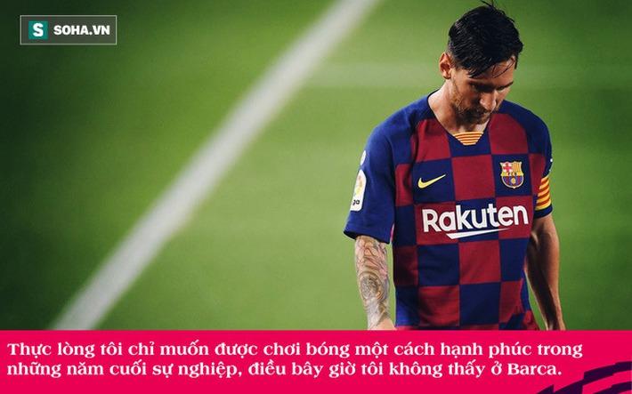 Chính thức tuyên bố ở lại Nou Camp, Messi không chút nể nang mắng Chủ tịch Barca - Ảnh 5.