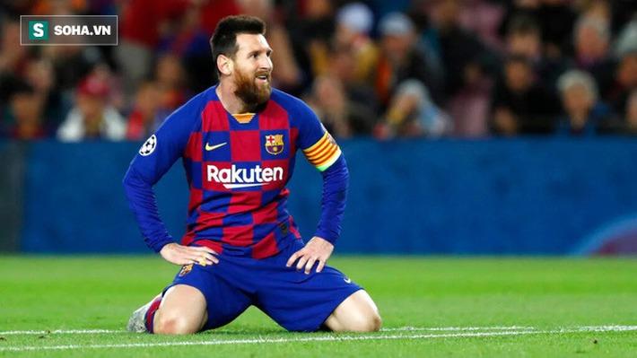 Chả ai yêu Barca bằng thứ tình yêu lạ lùng như anh cả, Messi ạ! - Ảnh 2.