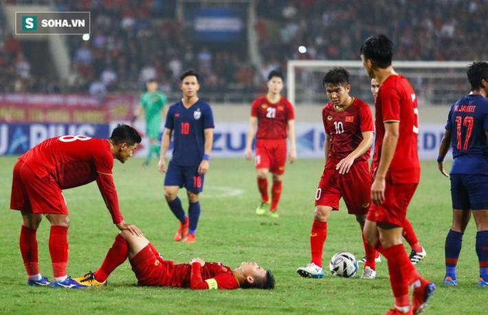 Sau cú chơi trội một tấc đến giời của ông GĐKT VFF, là thử thách đớn đau cho thầy Park - Ảnh 3.
