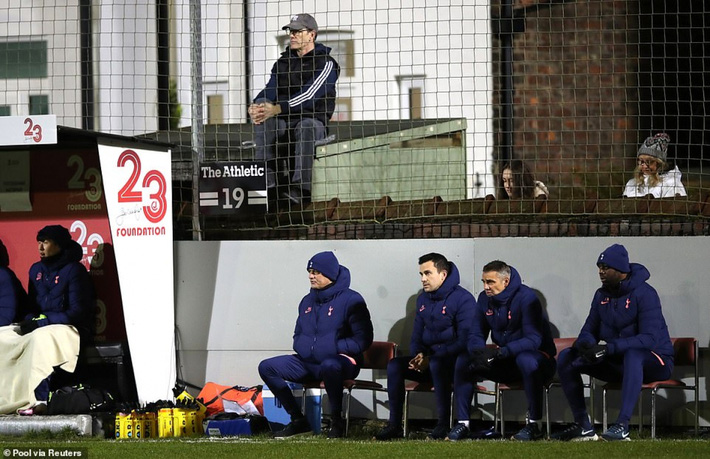 Tiền đạo Brazil lập hat-trick, Tottenham đại thắng 5 sao tại FA Cup - Ảnh 1.