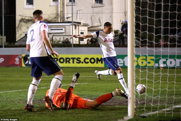 Tiền đạo Brazil lập hat-trick, Tottenham đại thắng 5 sao tại FA Cup - Ảnh 4.
