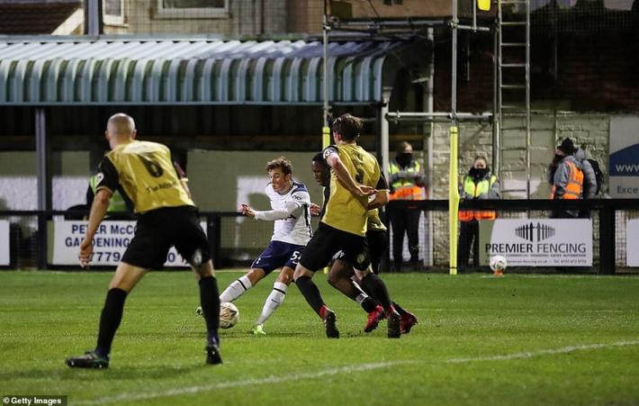 Tiền đạo Brazil lập hat-trick, Tottenham đại thắng 5 sao tại FA Cup - Ảnh 9.