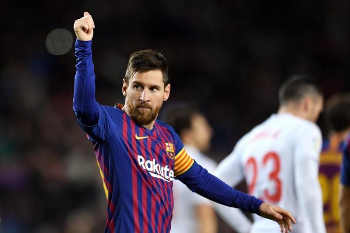 Ngày này năm xưa: Messi đạt cột mốc lịch sử ở La Liga - Ảnh 1.