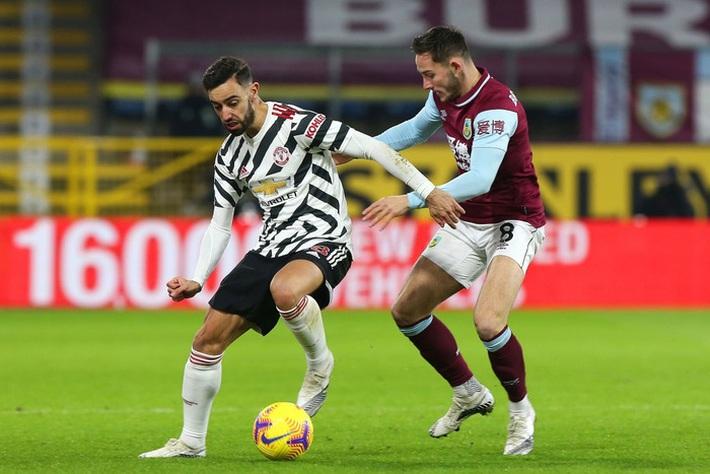 Chấm điểm cầu thủ MU vs Burnley: Pogba, Bailly rực sáng ngày Quỷ đỏ lên đầu bảng - Ảnh 8.