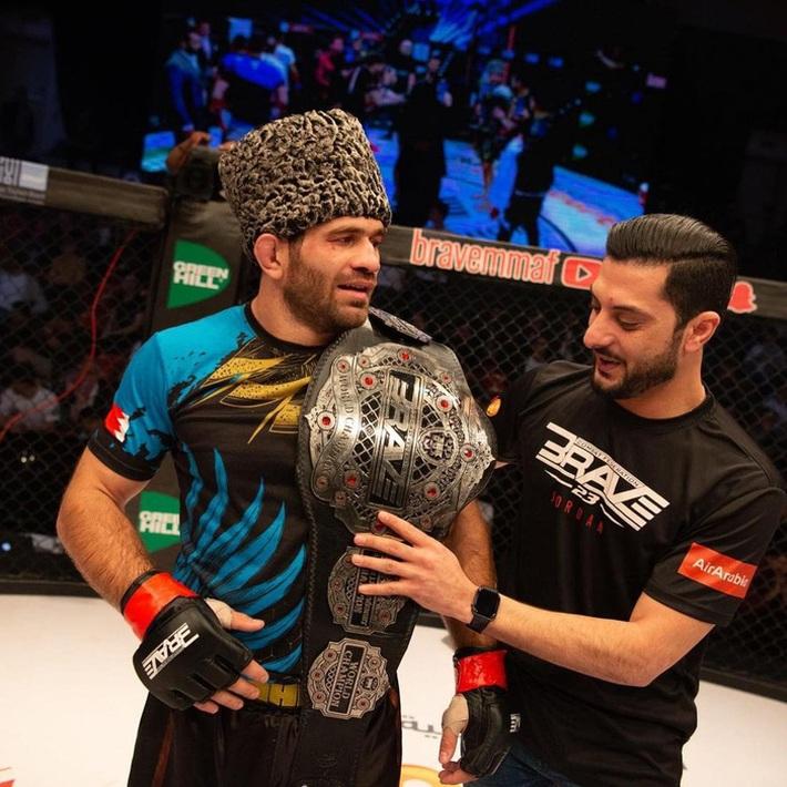 Khabib từng không thể tin nổi, mất ngủ cả đêm vì được UFC ký hợp đồng - Ảnh 3.