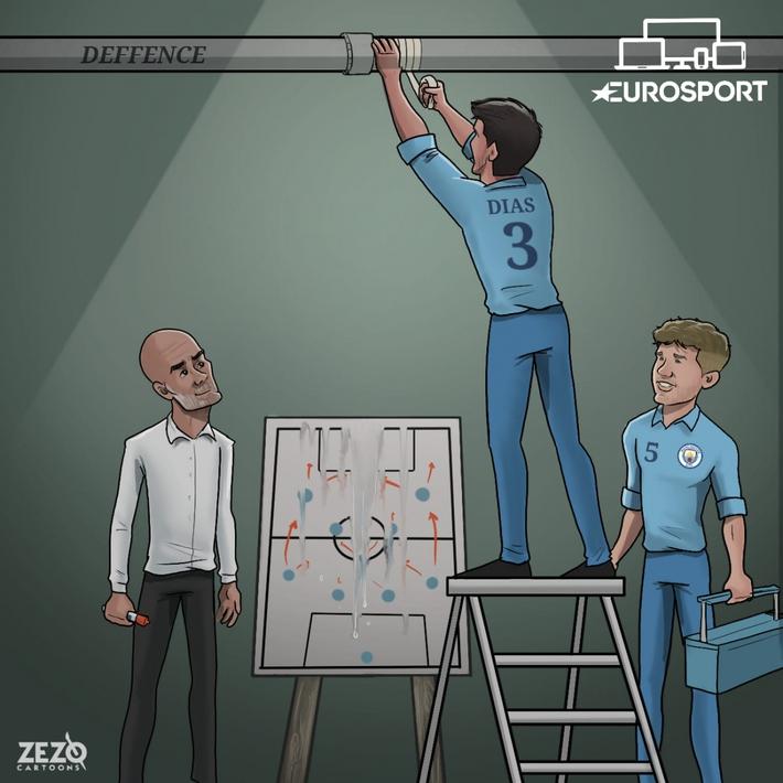 Biếm họa 24h: HLV Zidane giữ nguyên thành tích toàn thắng chung kết - Ảnh 6.