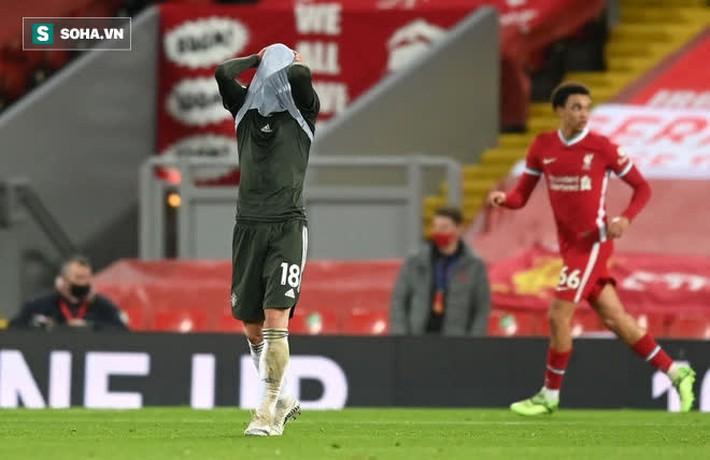 Cơn ác mộng 24 năm trước không tái hiện, Quỷ đỏ vẫn khiến Liverpool phải tái mặt vì sợ - Ảnh 2.