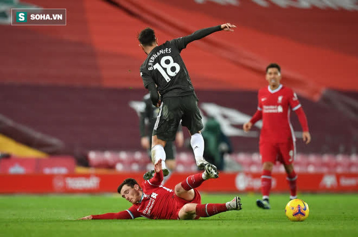 Cơn ác mộng 24 năm trước không tái hiện, Quỷ đỏ vẫn khiến Liverpool phải tái mặt vì sợ - Ảnh 1.