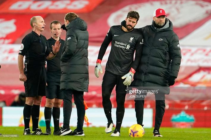 Thua nghiệt ngã trên sân nhà, Liverpool bị Man United cho ngửi khói trong cuộc đua vô địch - Ảnh 5.