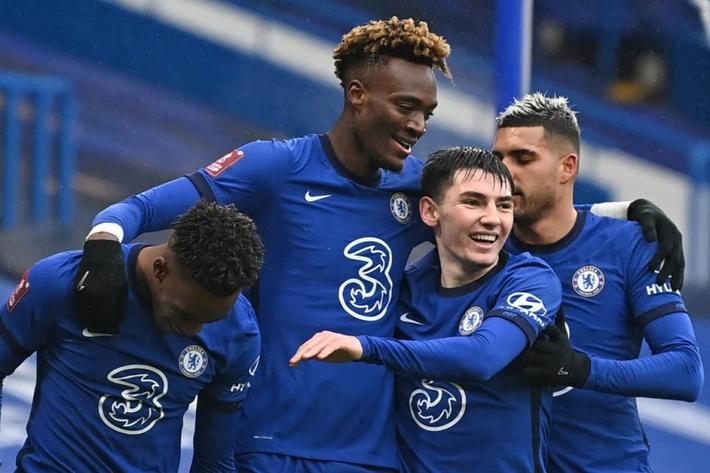 Abraham lập hat-trick, Chelsea thẳng tiến vòng 5 FA Cup  - Ảnh 1.