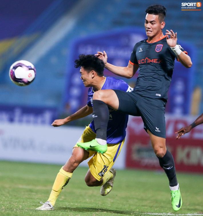 Pha bóng Tiến Linh giật gót tinh tế rồi ghi bàn hạ Hà Nội FC xứng đáng ghi vào sách giáo khoa - Ảnh 6.