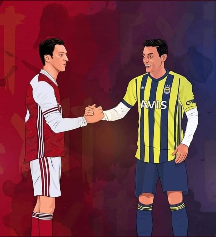 Mesut Ozil viết tâm thư xúc động trong ngày chia tay Arsenal - Ảnh 1.