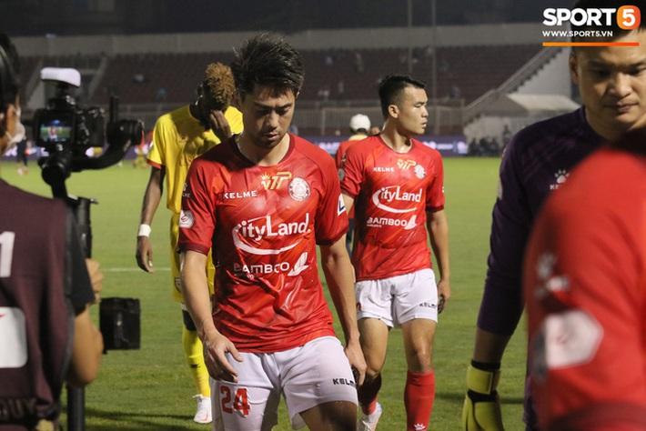 Cầu thủ Việt kiều Lee Nguyễn ra mắt chưa trọn vẹn - Ảnh 8.