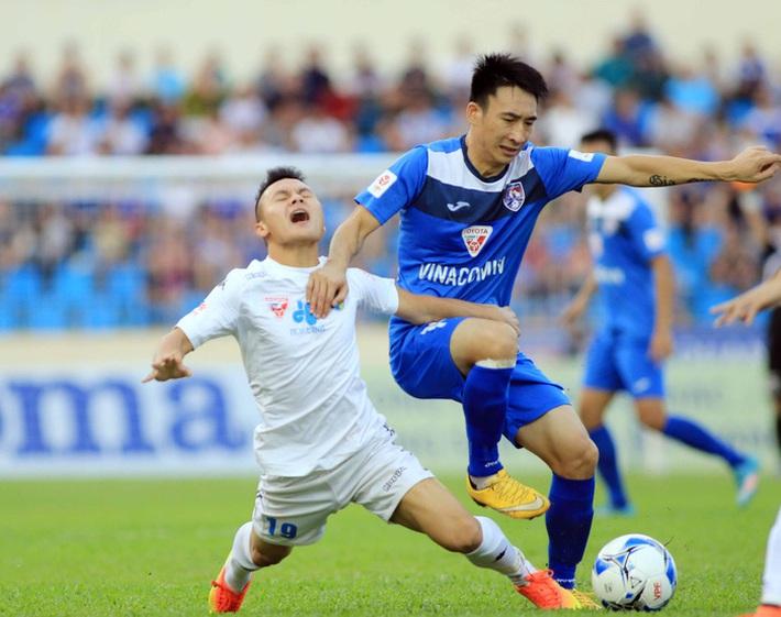Hà Nội FC thua hai trận đầu vẫn chưa tệ bằng năm đầu tiên Quang Hải đá V.League - Ảnh 1.