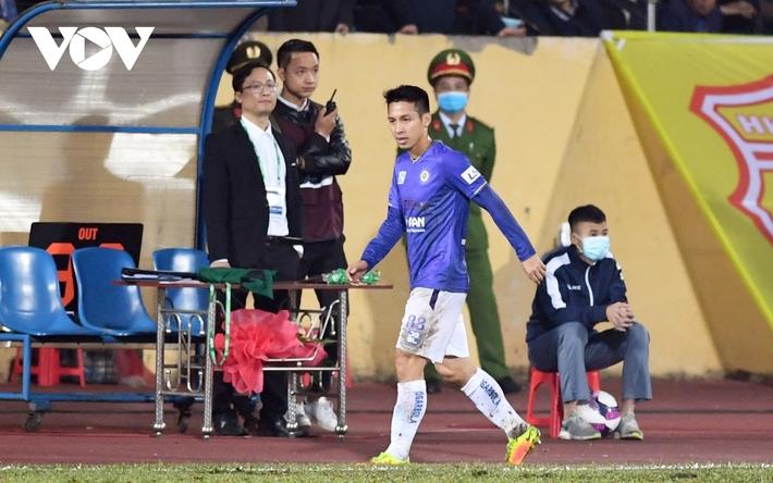 Hà Nội FC đón tin cực vui trước trận gặp Hải Phòng - Ảnh 1.