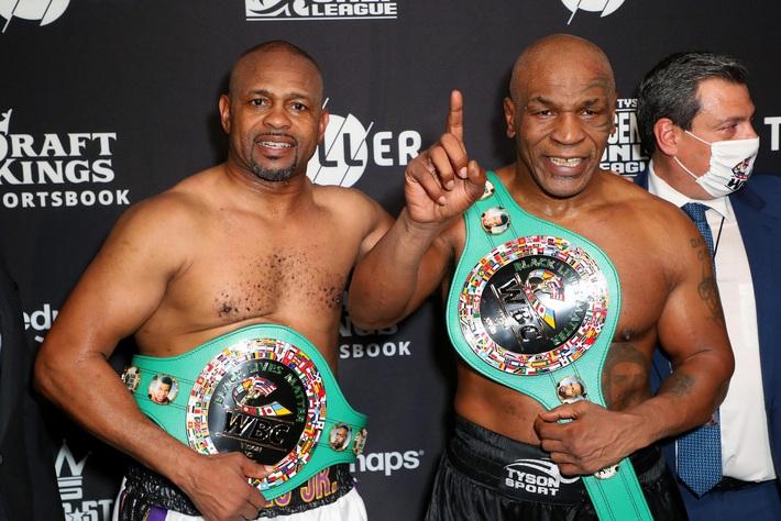 Mike Tyson khẳng định sẽ tiếp tục thượng đài, cho biết sẽ làm tốt hơn ở trận đấu tới - Ảnh 2.