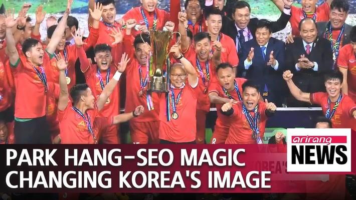 Thầy Park đón tin vui, được vinh danh theo cách chưa từng có tiền lệ với bóng đá Hàn Quốc - Ảnh 1.