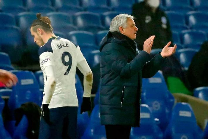 Gục ngã trước Brighton, Tottenham bỏ lỡ cơ hội áp sát top 4 Premier League - Ảnh 1.