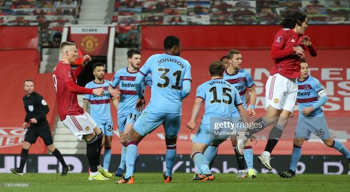 Họng súng ẩn lên tiếng, Man United lọt vào tứ kết sau trận đấu lạ lùng - Ảnh 2.