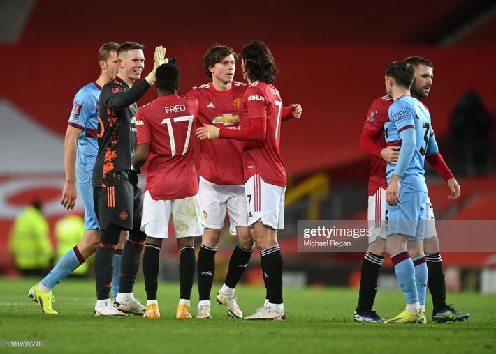 Họng súng ẩn lên tiếng, Man United lọt vào tứ kết sau trận đấu lạ lùng - Ảnh 4.