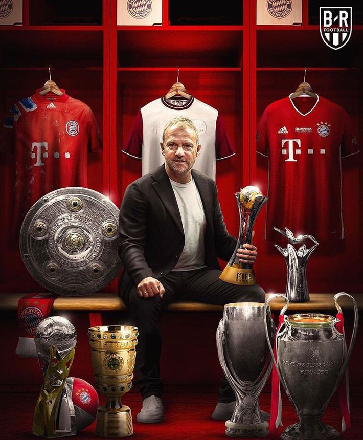 Pep Guardiola chúc mừng đội bóng cũ, gợi ý cuộc đấu thế kỷ giữa Barca 2009 và Bayern 2020 - Ảnh 3.