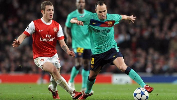 Ngày này năm xưa: Arsenal hạ Barca trong trận cầu kinh điển ở Champions League - Ảnh 1.