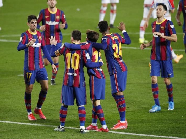 Barca - PSG: Nỗi ám ảnh mang tên Nou Camp - Ảnh 1.