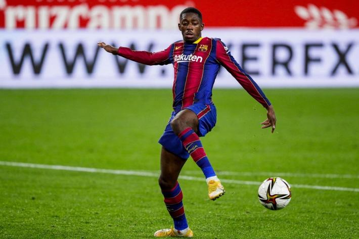 Dembele khiến Barca mất toi 5 triệu Euro - Ảnh 1.