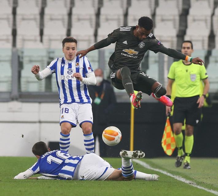 Amad Diallo ra mắt, nhưng đừng vội mơ về một Ronaldo mới - Ảnh 1.