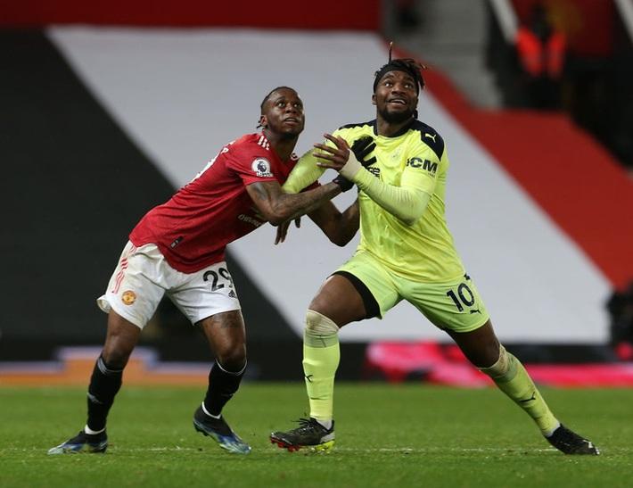 Chấm điểm cầu thủ MU vs Newcastle: Rashford rực sáng - Ảnh 2.