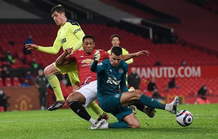 Chấm điểm cầu thủ MU vs Newcastle: Rashford rực sáng - Ảnh 11.