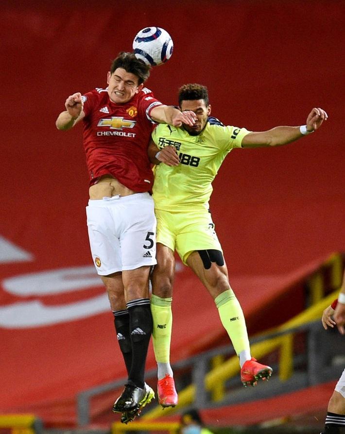 Chấm điểm cầu thủ MU vs Newcastle: Rashford rực sáng - Ảnh 4.