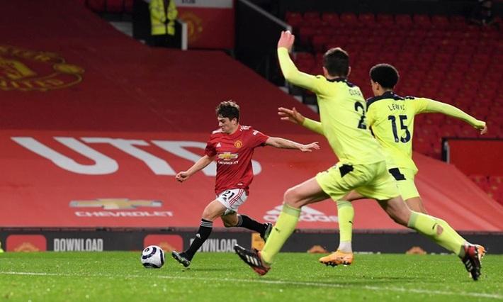 Chấm điểm cầu thủ MU vs Newcastle: Rashford rực sáng - Ảnh 8.