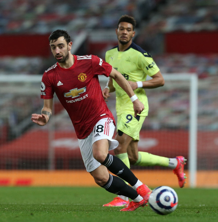 Chấm điểm cầu thủ MU vs Newcastle: Rashford rực sáng - Ảnh 9.