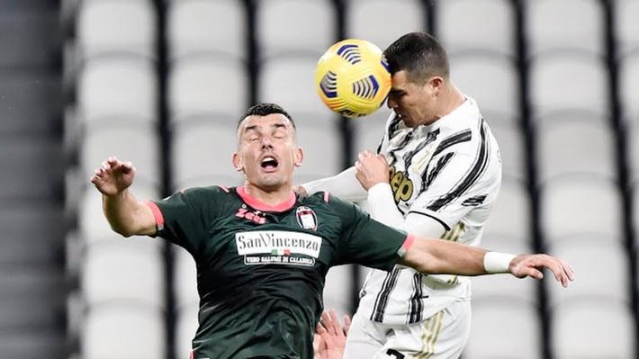 Ronaldo rực sáng, Juventus phả hơi nóng vào Inter Milan  - Ảnh 1.