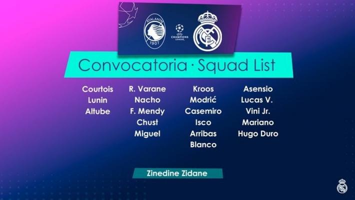 Real Madrid dùng đội hình què quặt thi đấu Champions League - Ảnh 2.