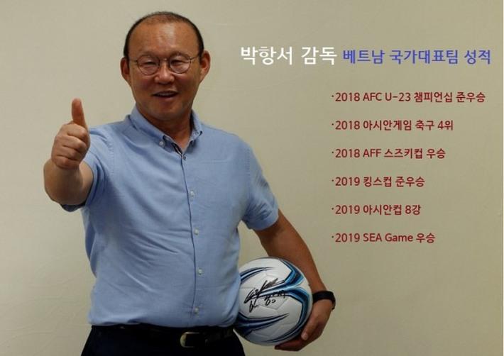 Trả lời báo Hàn Quốc, HLV Park Hang-seo tiết lộ về cuộc đàm phán kéo dài 10 tiếng với VFF - Ảnh 3.